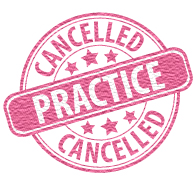 No BFC practices this evening (1/13) due to the projected snow